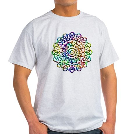 Rainbow Knots Light T-Shirt