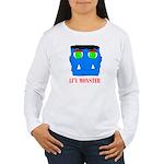 LI'L MONSTER Women's Long Sleeve T-Shirt
