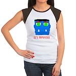LI'L MONSTER Women's Cap Sleeve T-Shirt