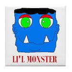 LI'L MONSTER Tile Coaster