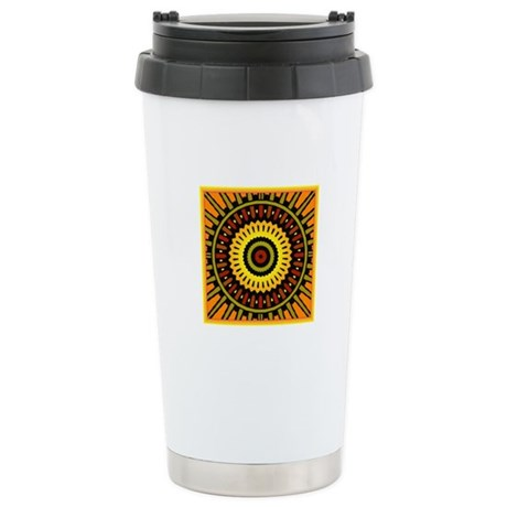Midnight Sun Ceramic Travel Mug