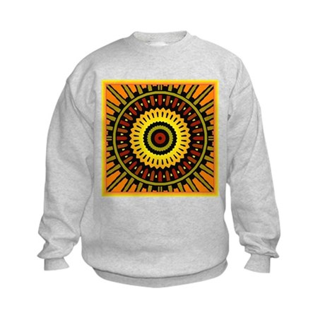 Midnight Sun Kids Sweatshirt