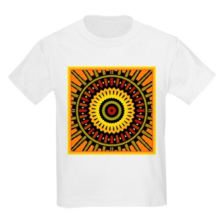 Midnight Sun Kids Light T-Shirt