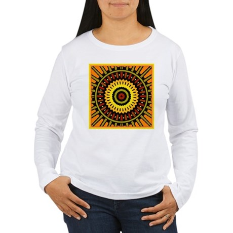 Midnight Sun Women's Long Sleeve T-Shirt