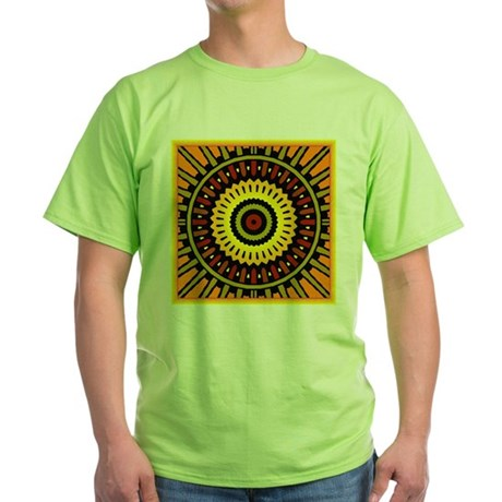 Midnight Sun Green T-Shirt