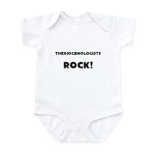 Theriogenologists ROCK Infant Bodysuit