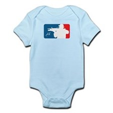 Major League type Infidel Infant Bodysuit