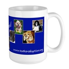 Cocker Spaniels Rule Mug