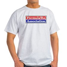 California FV Association Ash Grey T-Shirt