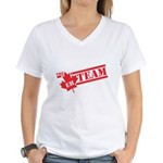 The Eh Team Women's V-Neck T-Shirt