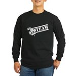 The Eh Team Long Sleeve Dark T-Shirt