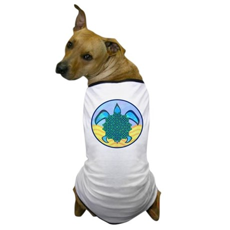 Knot Turtle Dog T-Shirt