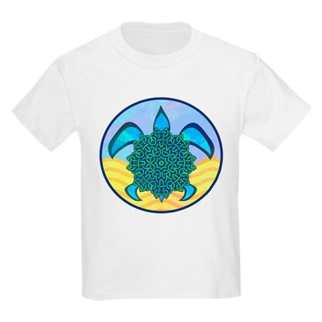 Knot Turtle Kids Light T-Shirt