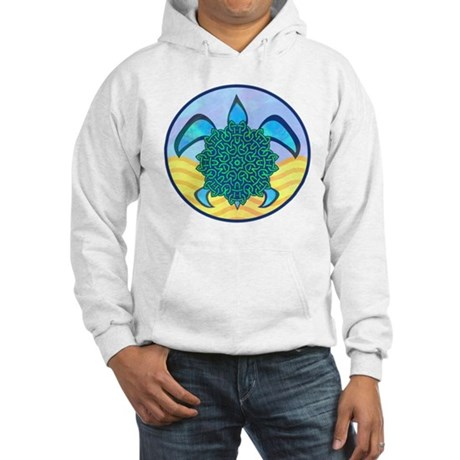 Knot Turtle Hooded Sweatshirt