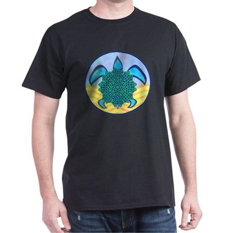 Knot Turtle Dark T-Shirt