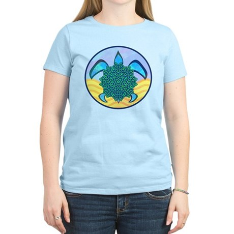 Knot Turtle Women's Light T-Shirt