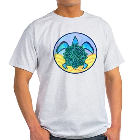 Knot Turtle Light T-Shirt