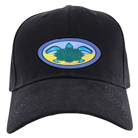 Knot Turtle Black Cap
