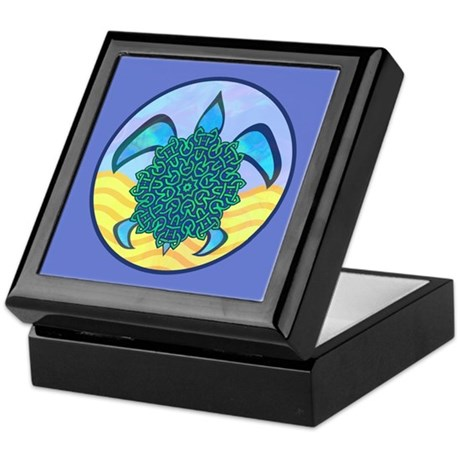 Knot Turtle Keepsake Box
