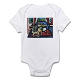 House o pugs Infant Bodysuit