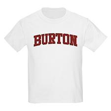BURTON Design T-Shirt