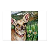 Hollywood Chihuahua Postcards (Package of 8)
