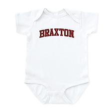 BRAXTON Design Infant Bodysuit