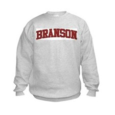 BRANSON Design Sweatshirt