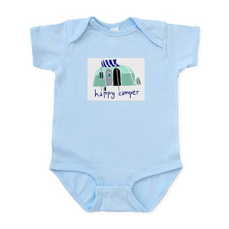 Happy Camper Infant onesie