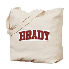 BRADY Design Tote Bag