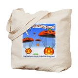 'Jumpin' Jack's Sky Diving School' Treat Tote