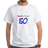 Nifty at 50 Apparel T-shirt