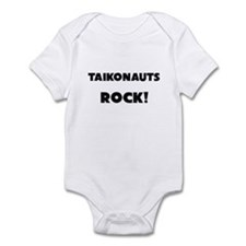 Taikonauts ROCK Infant Bodysuit