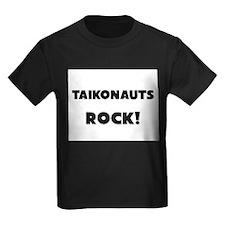 Taikonauts ROCK Kids Dark T-Shirt