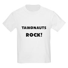 Taikonauts ROCK Kids Light T-Shirt
