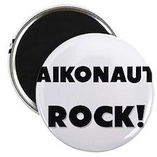 Taikonauts ROCK Magnet