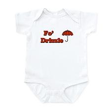Fo' Drizzle Infant Creeper