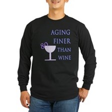 Witty 80th Birthday T