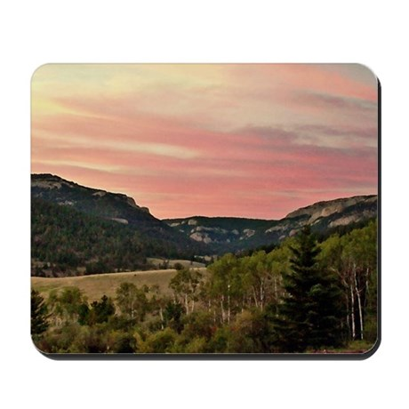 Central Montana Mousepad