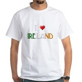 I LOVE IRELAND Shirt
