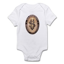 Military Intelligence Infant Bodysuit