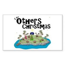 Others Christmas Rectangle Decal