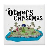 Others Christmas Tile Coaster