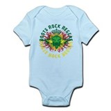 Roots Rock Reggae Onesie