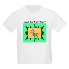 """Goats Eat Everything"" T-Shirt"