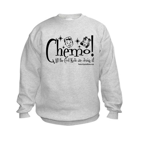 Cool Chemo Kids Kids Sweatshirt