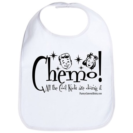 Cool Chemo Kids Bib