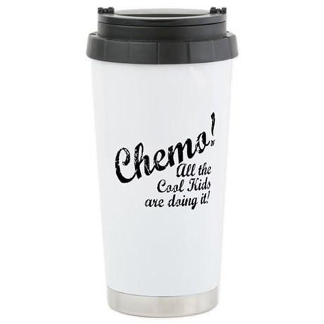 Chemo Cool Kids Ceramic Travel Mug