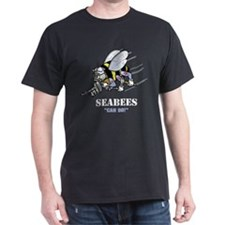 """SEABEES """"Can Do"""" T-Shirt"""