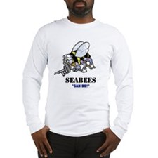 "SEABEES ""Can Do"" Long Sleeve T-Shirt"